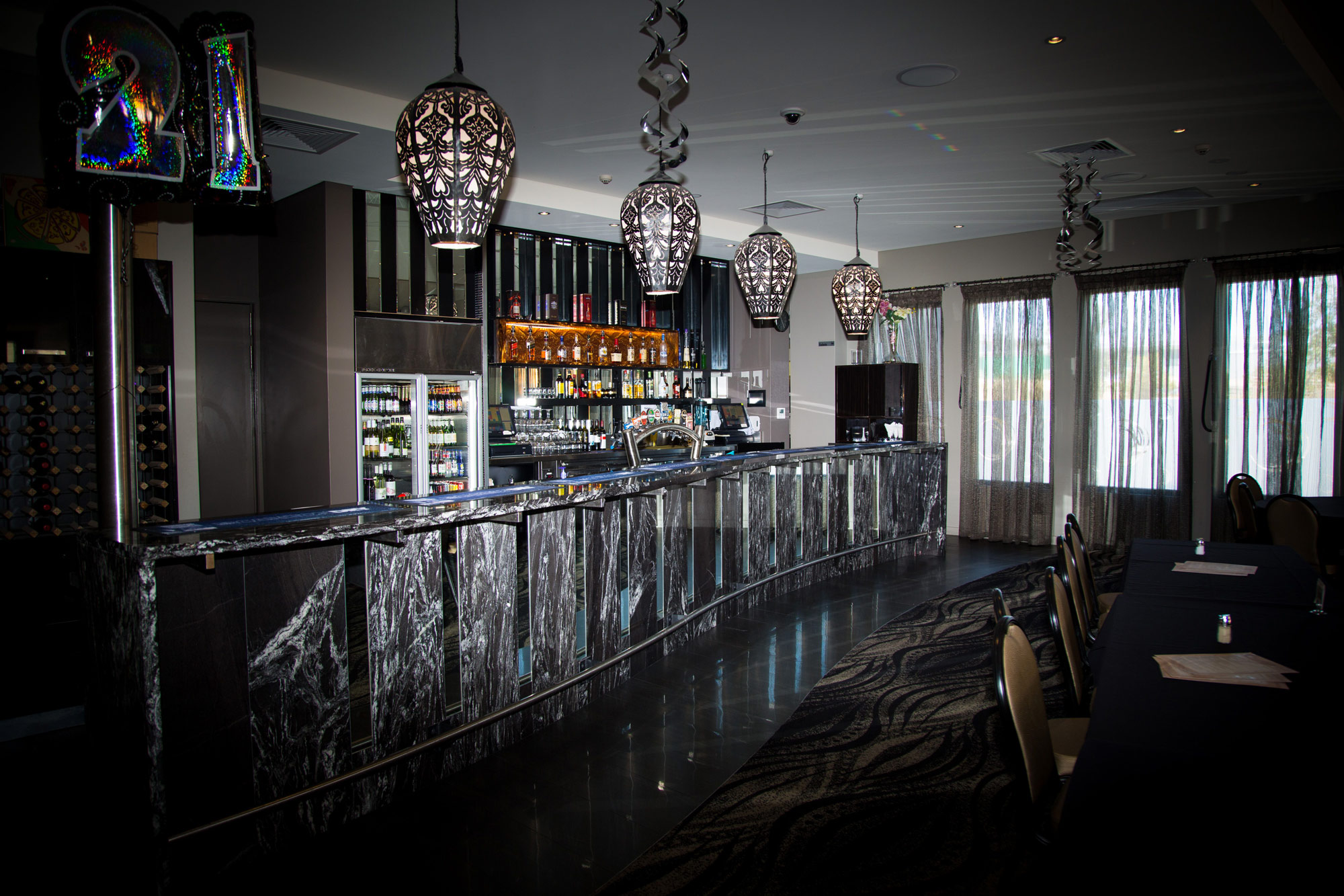 Currambine Bar And Bistro Function Room